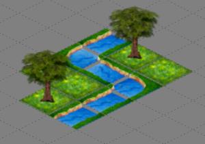 Montagem de cenários no Tiled